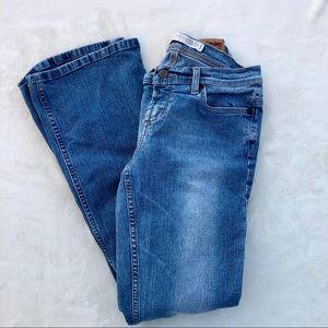 Early 2000's Express Jeans Y2K Sarula Sz.4R